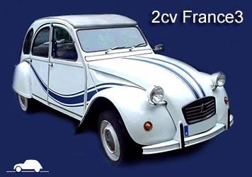 citroen 2cv france 3