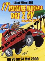 rencontre nationale 2cv châteaubriant